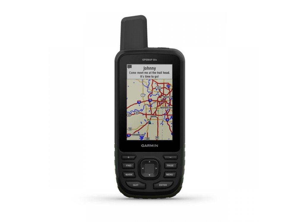 GARMIN GPSMAP 66S 5