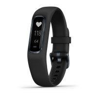 Garmin Vivosmart 4 Midnight с черна каишка S-M