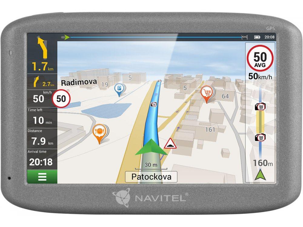 GPS НАВИГАЦИЯ NAVITEL E500 EUROPE LIFETIME
