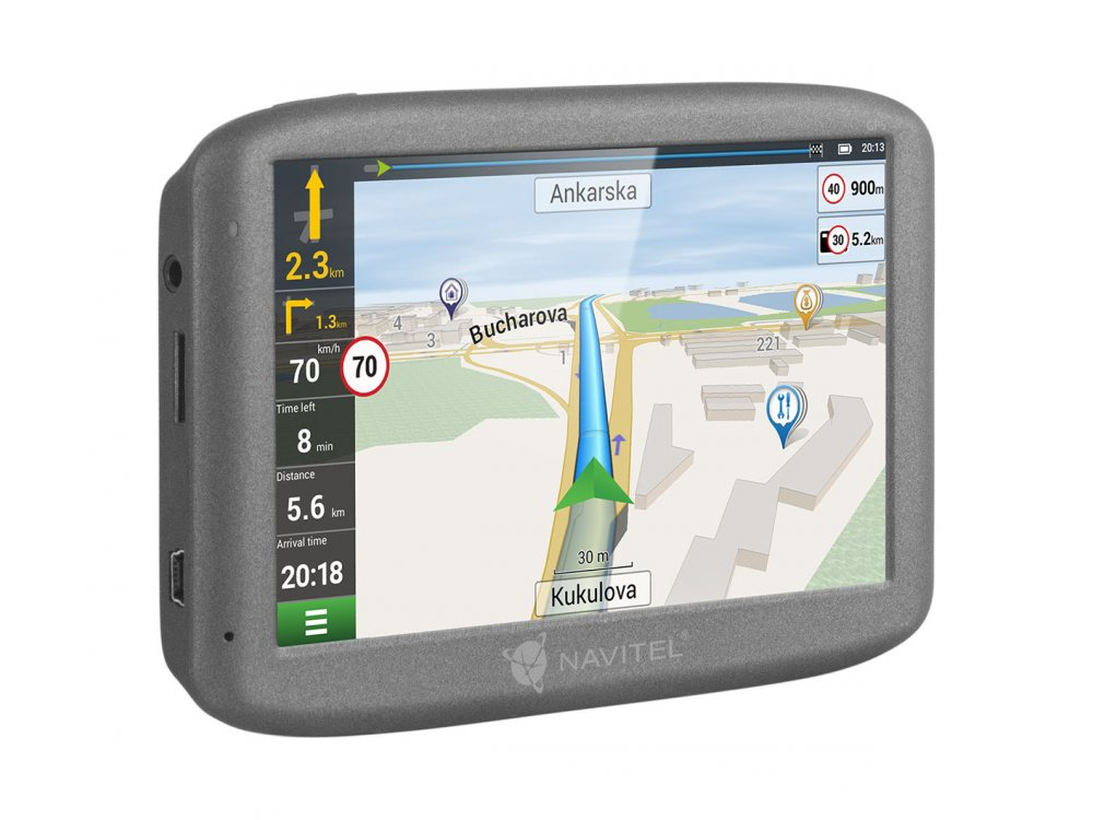GPS НАВИГАЦИЯ NAVITEL E500 EUROPE LIFETIME 1