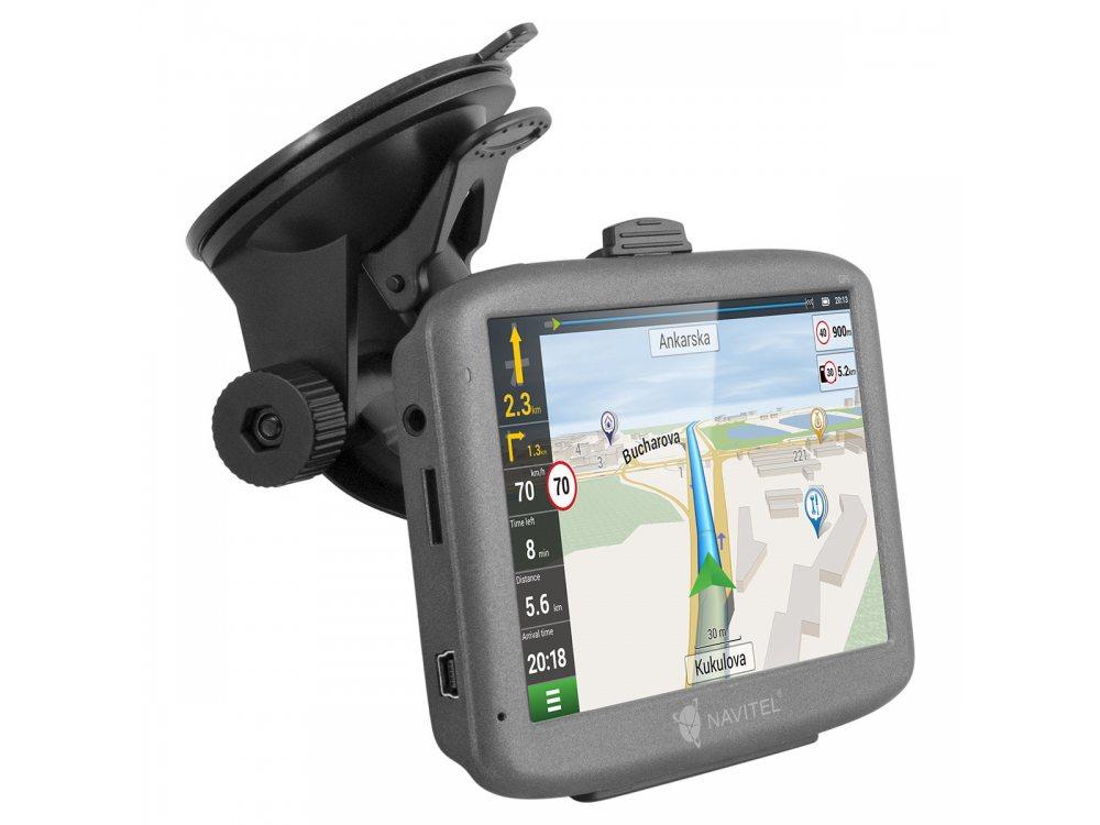 GPS НАВИГАЦИЯ NAVITEL E500 EUROPE LIFETIME 3