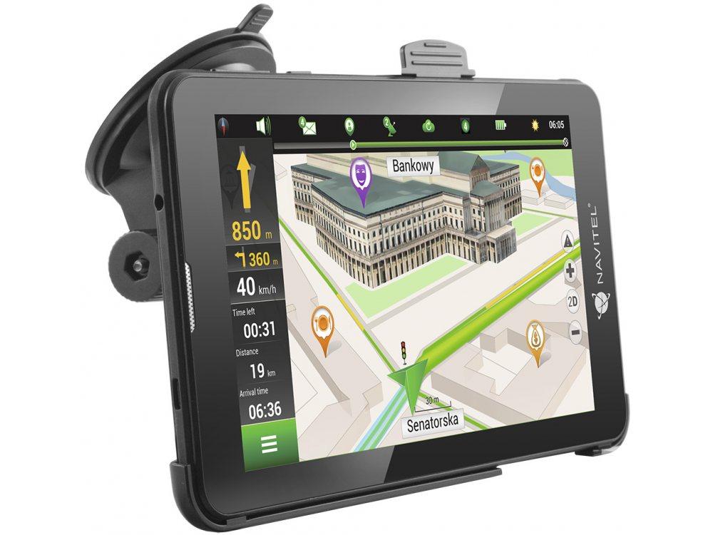 ТАБЛЕТ С GPS НАВИГАЦИЯ NAVITEL T700 3G EUROPE LIFETIME 2