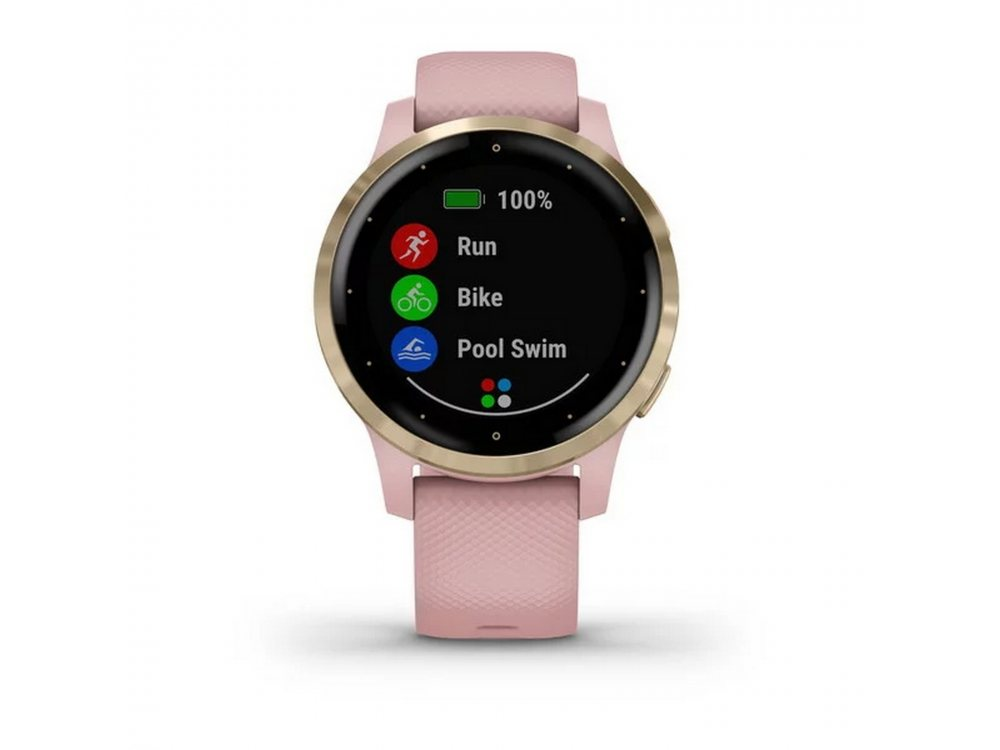 GARMIN VIVOACTIVE 4S DUST ROSE/LIGHT GOLD 3
