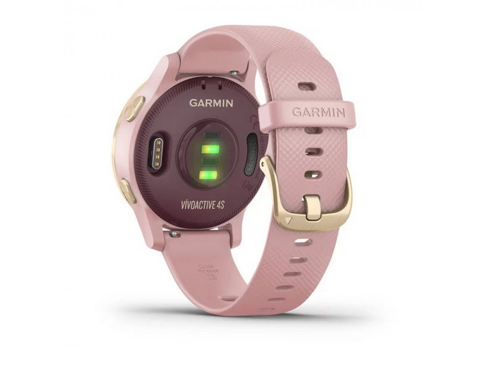 GARMIN VIVOACTIVE 4S DUST ROSE/LIGHT GOLD 5