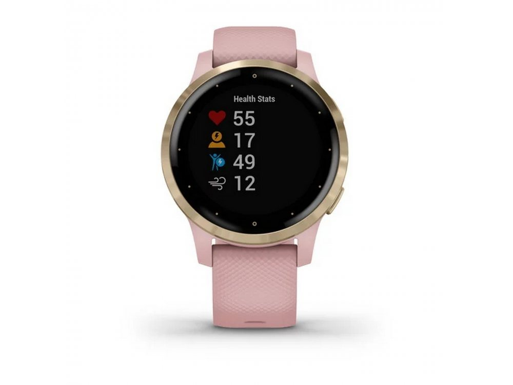 GARMIN VIVOACTIVE 4S DUST ROSE/LIGHT GOLD 1