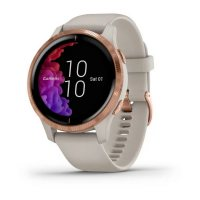 Garmin Venu Light Sand с Rose Gold