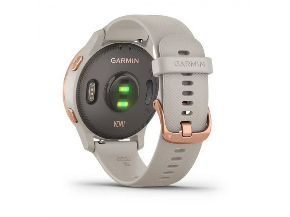 GARMIN VENU LIGHT SAND С ROSE GOLD 5