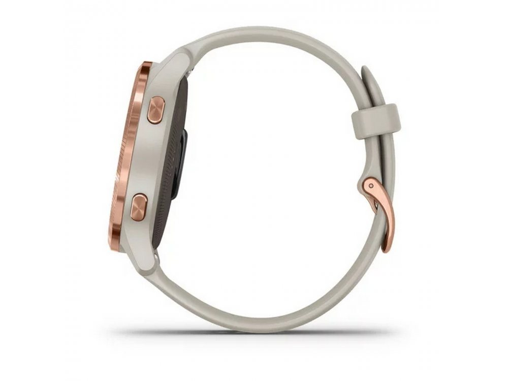 GARMIN VENU LIGHT SAND С ROSE GOLD 7