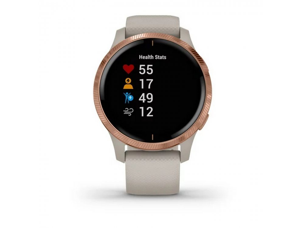 GARMIN VENU LIGHT SAND С ROSE GOLD 1