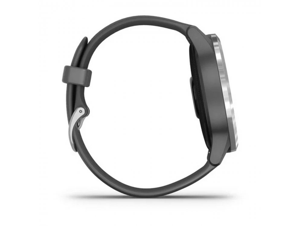 GARMIN VIVOACTIVE 4 SHADOW GRAY/SILVER 6