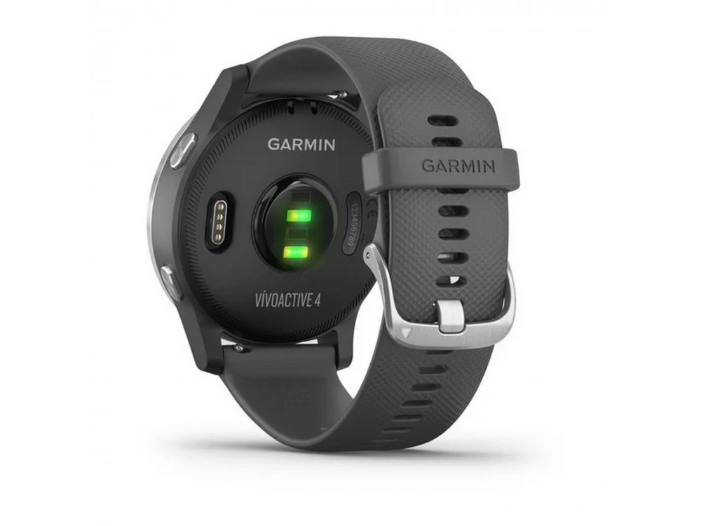 GARMIN VIVOACTIVE 4 SHADOW GRAY/SILVER 5