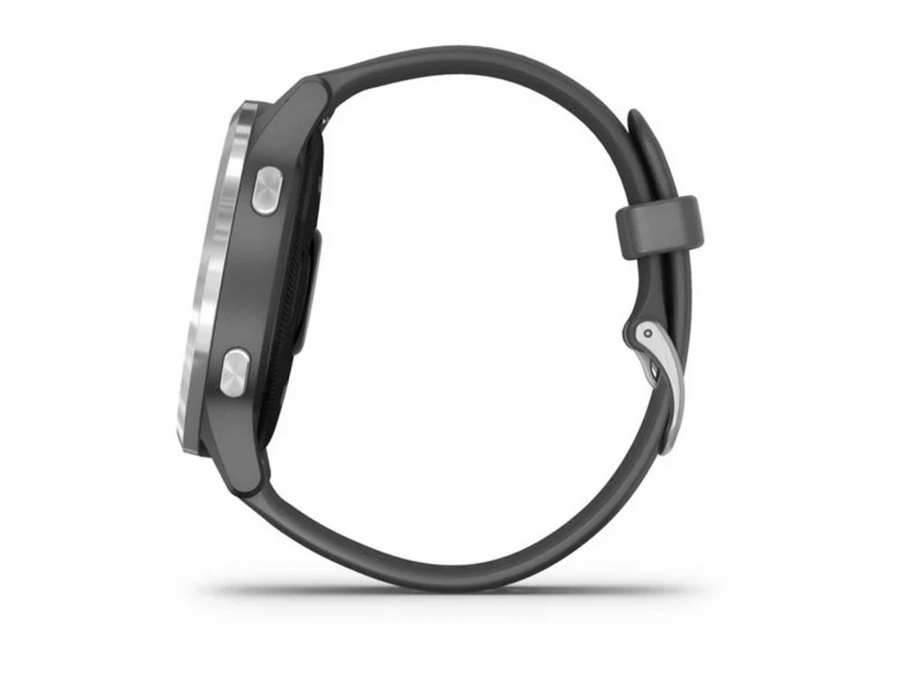 GARMIN VIVOACTIVE 4 SHADOW GRAY/SILVER 7