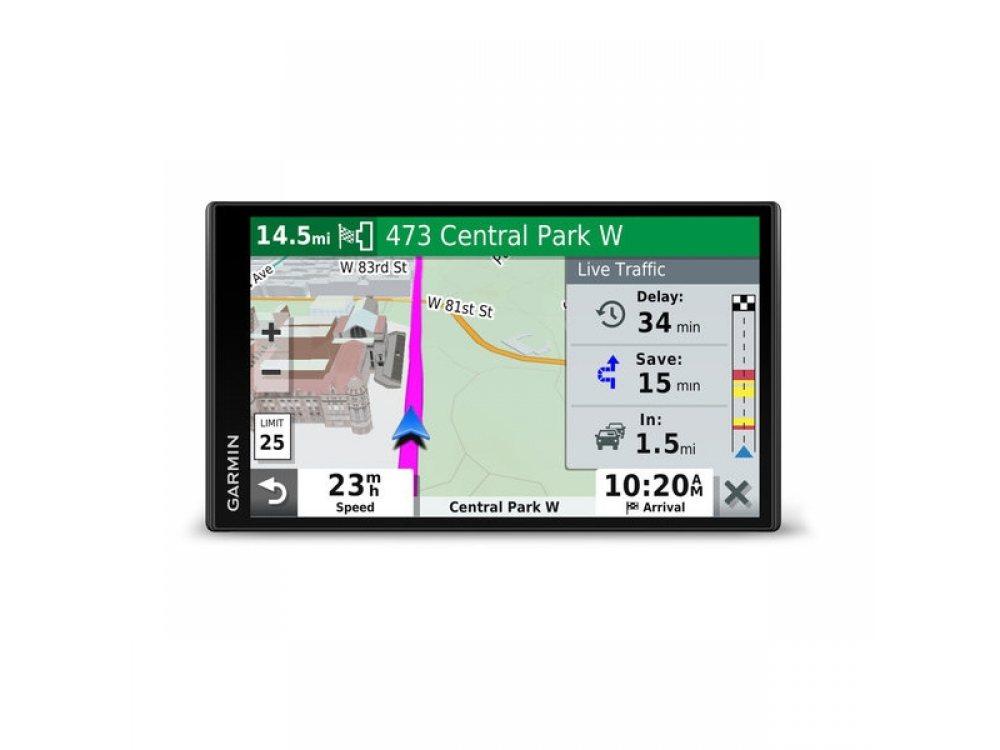 GPS НАВИГАЦИЯ GARMIN DRIVESMART 65 MT-S EU BG