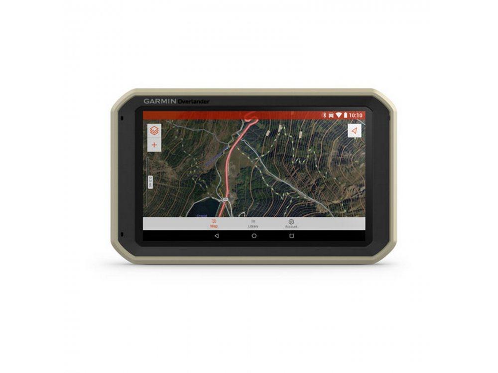 GPS НАВИГАЦИЯ GARMIN OVERLANDER 4