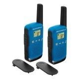Радиостанции Motorola T42 Blue два броя в кутия