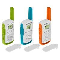Радиостанции Motorola T42 три броя в кутия