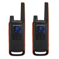 Радиостанции Motorola T82 два броя в кутия