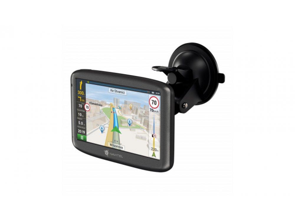GPS НАВИГАЦИЯ NAVITEL E505 MAGNETIC EUROPE LIFETIME 2