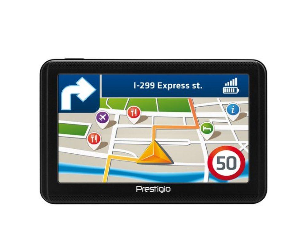 GPS НАВИГАЦИЯ PRESTIGIO GEOVISION 5060 БЕЗ КАРТИ