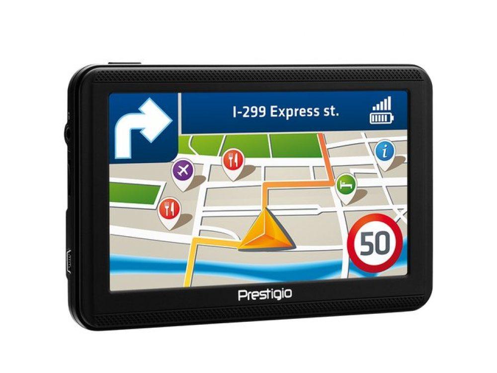 GPS НАВИГАЦИЯ PRESTIGIO GEOVISION 5060 БЕЗ КАРТИ 2