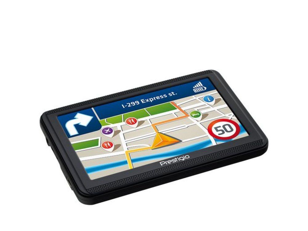 GPS НАВИГАЦИЯ PRESTIGIO GEOVISION 5060 БЕЗ КАРТИ 5