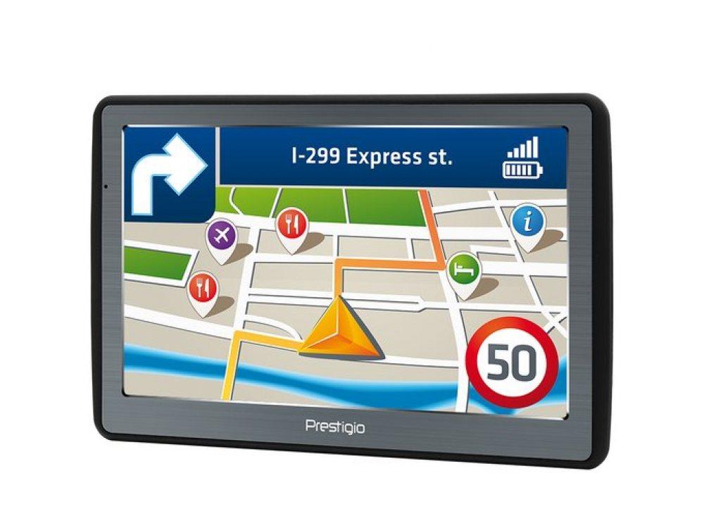 GPS НАВИГАЦИЯ PRESTIGIO GEOVISION 7060 БЕЗ КАРТИ 2