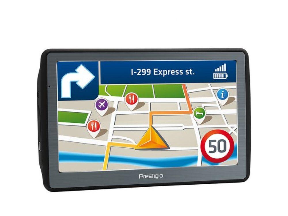 GPS НАВИГАЦИЯ PRESTIGIO GEOVISION 7060 БЕЗ КАРТИ 1