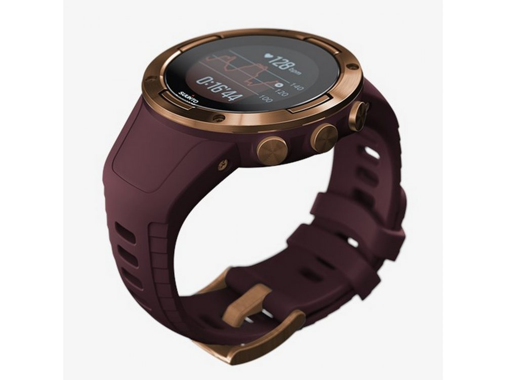 ЧАСОВНИК SUUNTO 5 BURGUNDY COPPER 4
