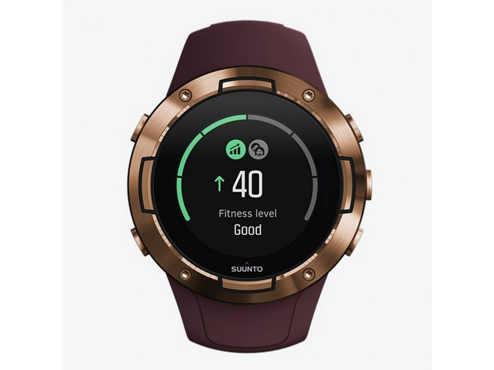 ЧАСОВНИК SUUNTO 5 BURGUNDY COPPER 3