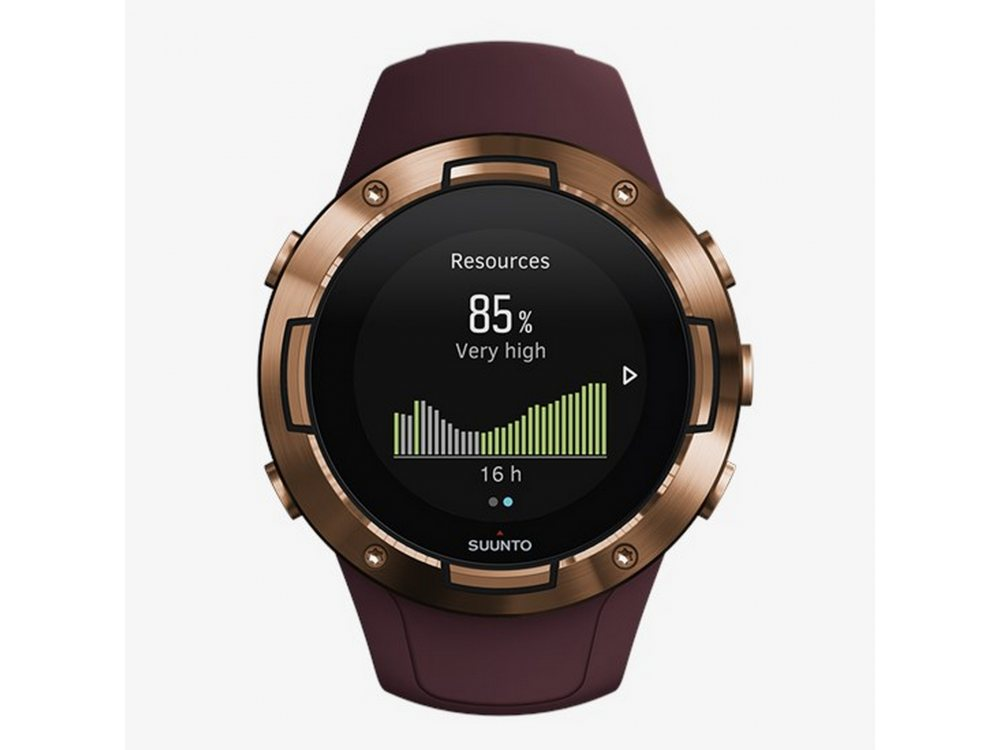 ЧАСОВНИК SUUNTO 5 BURGUNDY COPPER 2