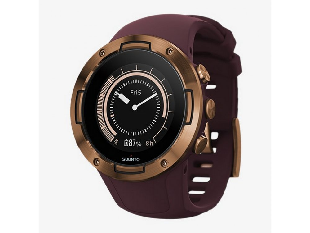 ЧАСОВНИК SUUNTO 5 BURGUNDY COPPER 1