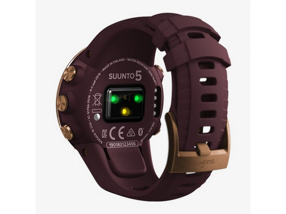 ЧАСОВНИК SUUNTO 5 BURGUNDY COPPER 5