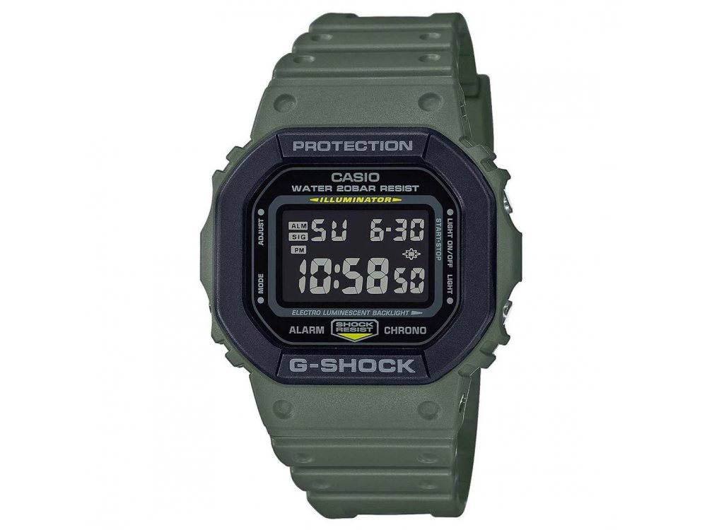 ЧАСОВНИК CASIO G-SHOCK DW-5610SU-3ER
