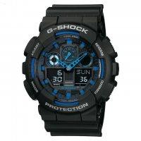 Часовник Casio G-Shock GA-100-1A2ER
