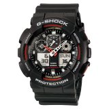 Часовник Casio G-Shock GA-100-1A4ER