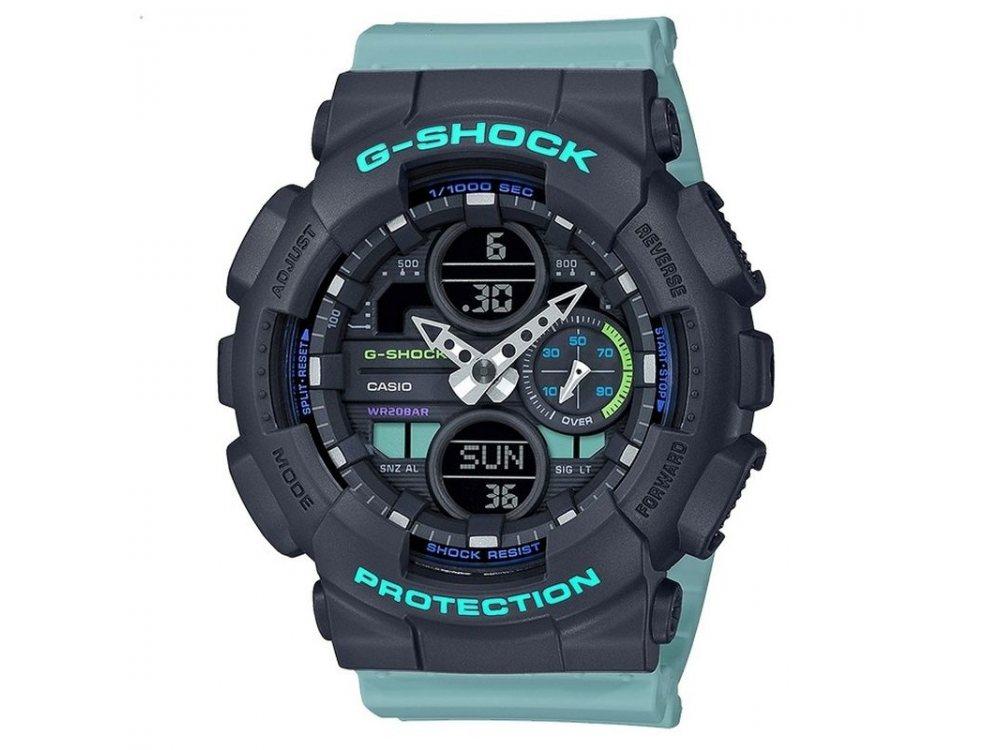 ЧАСОВНИК CASIO G-SHOCK GMA-S140-2AER