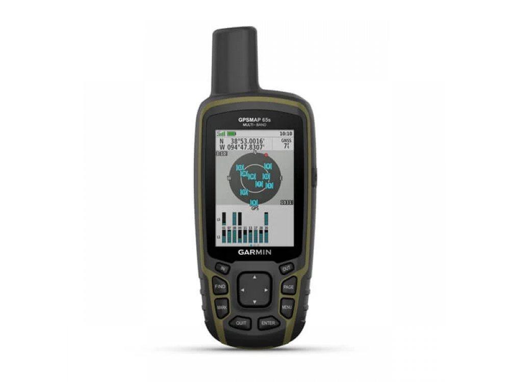 GARMIN GPSMAP 65S 3