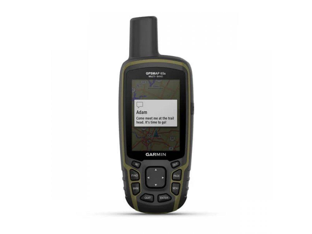 GARMIN GPSMAP 65S 5