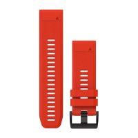 Garmin QuickFit 26 червена силиконова каишка
