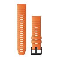 Garmin QuickFit 22 Ember Orange силиконова каишка