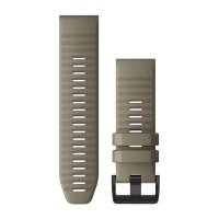 Garmin QuickFit 26 Dark Sandstone силиконова каишка