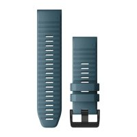 Garmin QuickFit 26 Lakeside Blue силиконова каишка