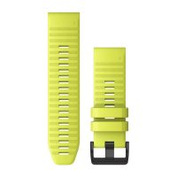 Garmin QuickFit 26 жълта силиконова каишка