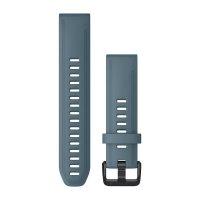 Garmin QuickFit 20 Lakeside Blue силиконова каишка