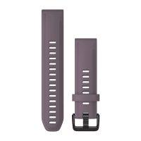 Garmin QuickFit 20 Purple Storm силиконова каишка