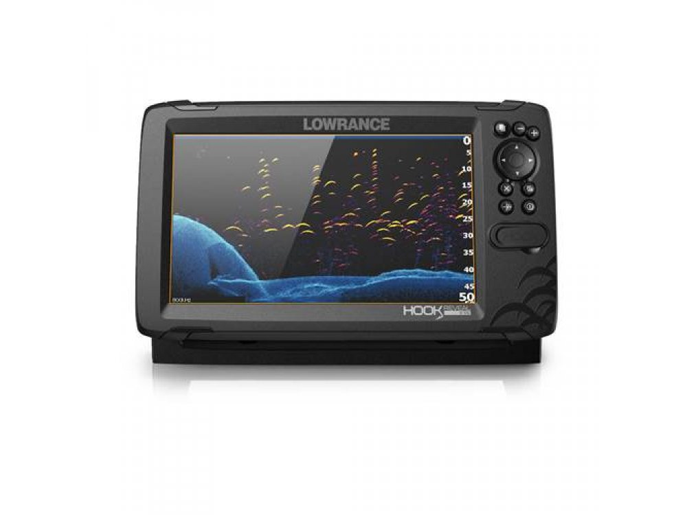 Сонар Lowrance HOOK REVEAL 9 СЪС СОНДА 50/200 HDI