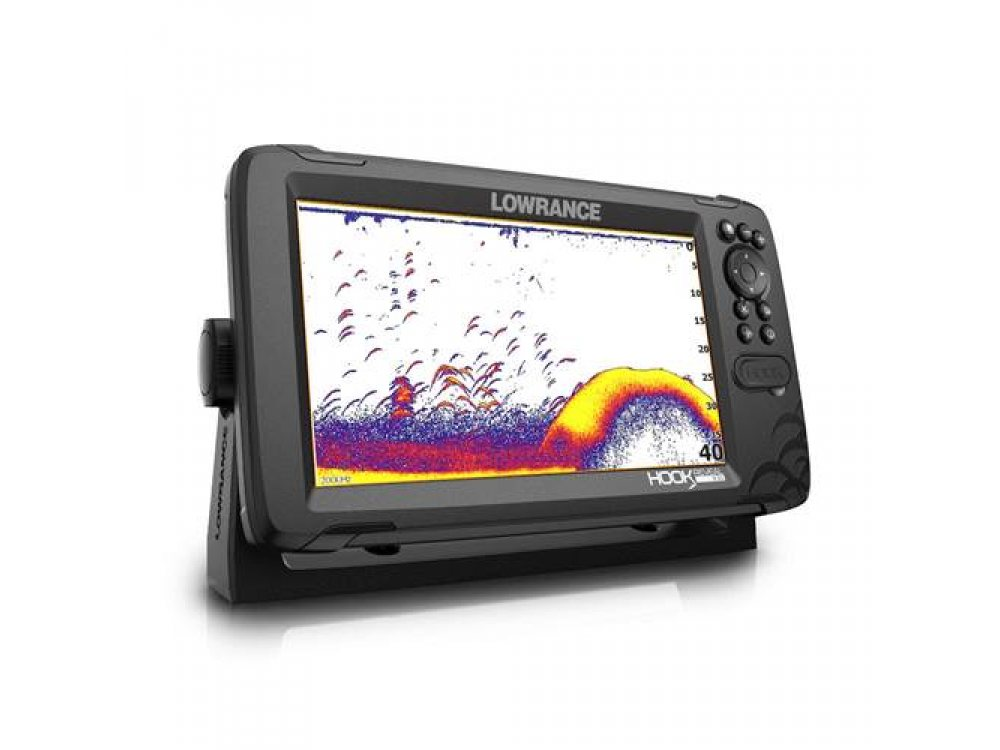 СОНАР LOWRANCE HOOK REVEAL 9 СЪС СОНДА 50/200 HDI 1