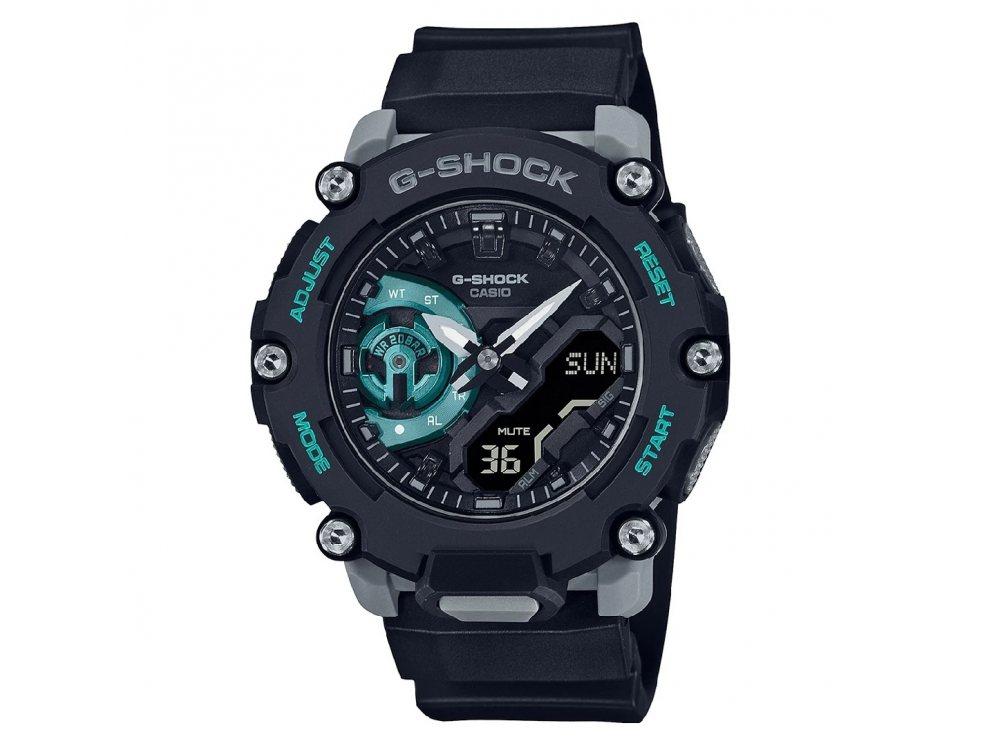 ЧАСОВНИК CASIO G-SHOCK GA-2200M-1AER