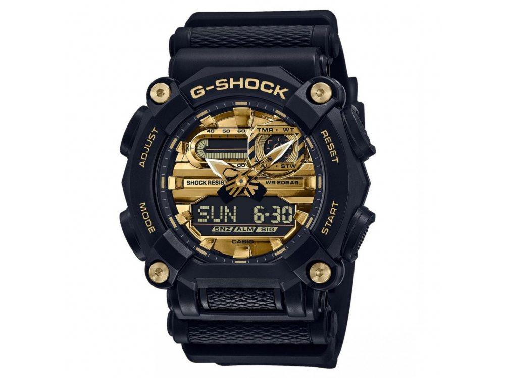 ЧАСОВНИК CASIO G-SHOCK GA-900AG-1AER