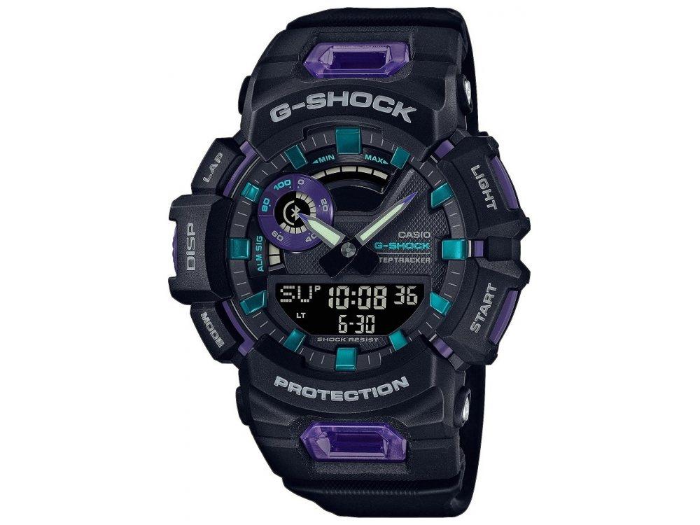 ЧАСОВНИК CASIO G-SHOCK G-SQUAD GBA-900-1A6ER